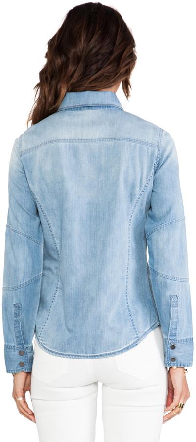 DL1961 Jenny Denim Shirt