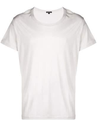 Ann Demeulemeester plain fitted T-shirt