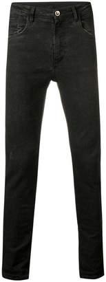 Poème Bohémien low rise skinny jeans