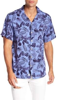 Trunks Surf and Swim CO. Palm Printed Shirt