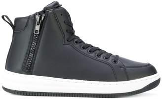 Emporio Armani Ea7 hi-top sneakers