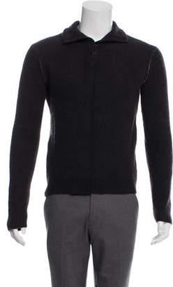 Inhabit Yak and Wool-Blend Mock Neck Sweater