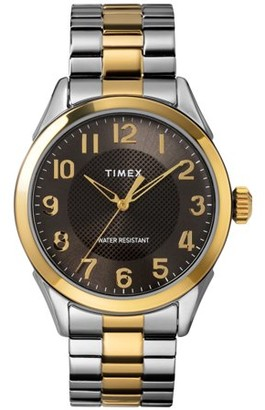 Timex Men's 2-tone Expansion Band