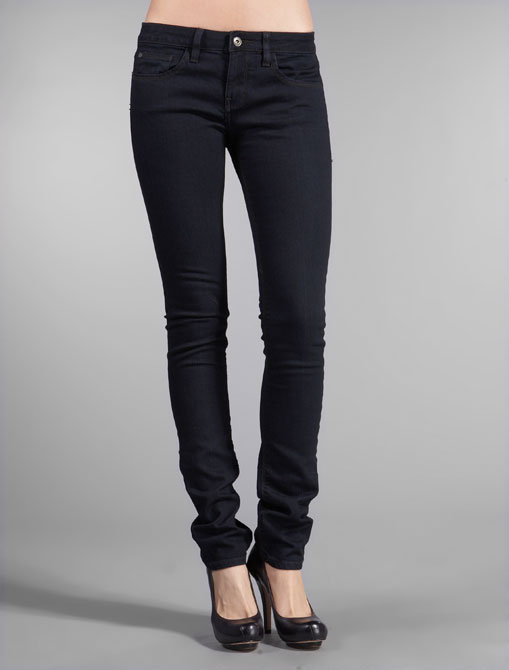 Kill City Indigo Denim Dark Skinny