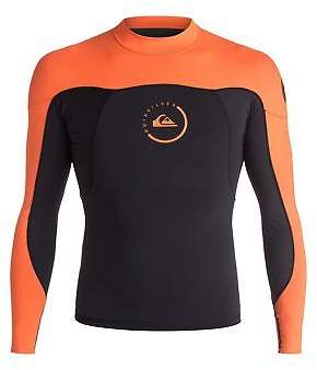 Quiksilver NEW QUIKSILVERTM Mens Syncro 1mm Long Sleeve Neoshirt Wetsuit Jacket 2016 Surf