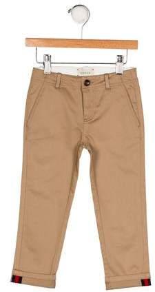 Boys' Woven Straight-Leg Pants w/ Tags