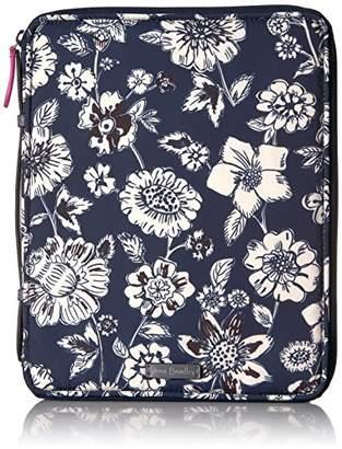 Vera Bradley Midtown Tablet Tamer Organizer Messenger Bag Bag