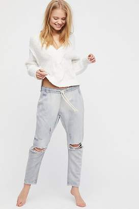 One Teaspoon Oneteaspoon OneTeaspoon Shabbies Drawstring Boyfriend Jeans
