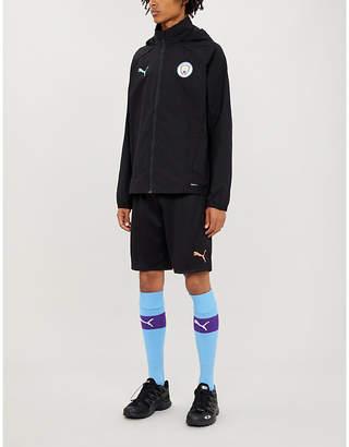 Puma Manchester City shell football jacket