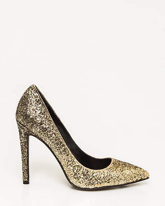 Le Château Ombre Glitter Pointy Toe Pump