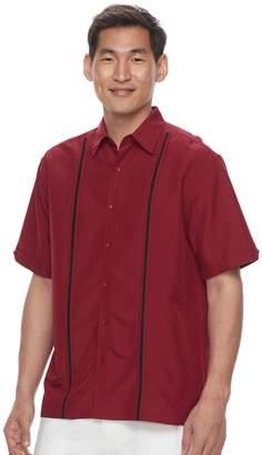 Big & Tall Havanera Classic-Fit Button-Down Shirt