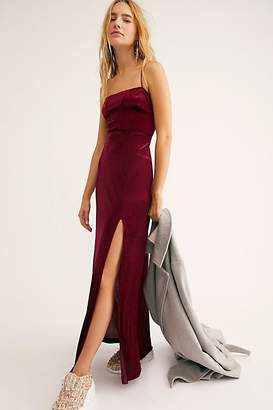 Intimately All I Need Velvet Maxi Slip