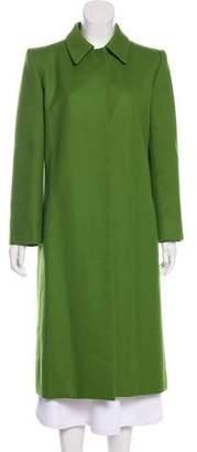 Saint Laurent Vintage Wool Coat