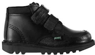 Kickers Boys Hi Scuff Infants Formal Boots