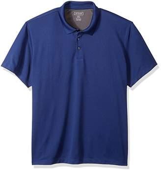 Van Heusen Men's Air Birdseye Short Sleeve Polo