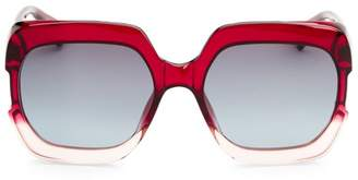 Christian Dior DiorGaia 58MM Square Sunglasses