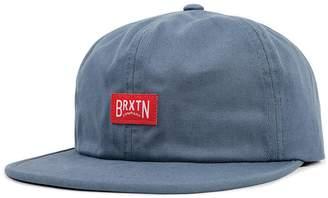 Brixton Langley Cap - Brown