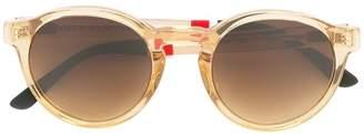 Linda Farrow Orlebar Brown round sunglasses
