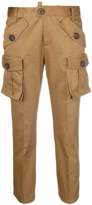 DSQUARED2 scout style trousers