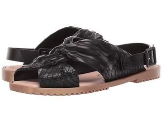 Baja East + Melissa Luxury Shoes x Sauce Flat Sandal