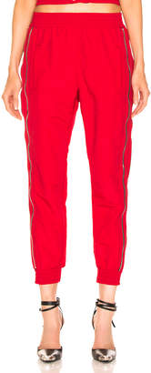 RtA Sporte Pant in Track Red | FWRD