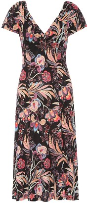 Etro Floral printed dress
