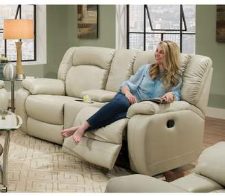 Co Darby Home Seatonville Motion Reclining Loveseat by Simmons Upholstery Recliner Mechanism: Manual