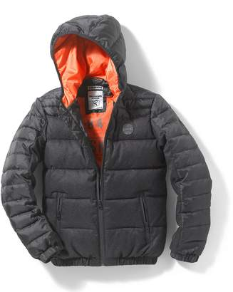 Redskins Hooded Padded Jacket 10-16 Years