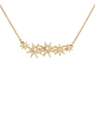 Women's Jenny Packham Star Pendant Necklace $45 thestylecure.com