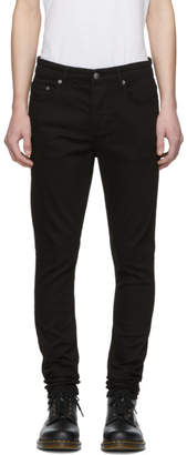Ksubi Black Chitch Laid Black Jeans