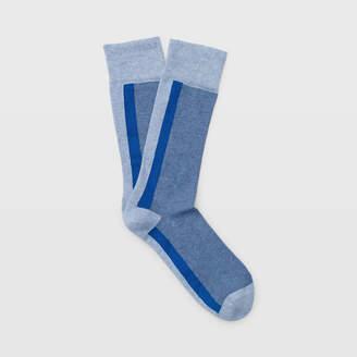 Club Monaco Vertical Stripe Sock