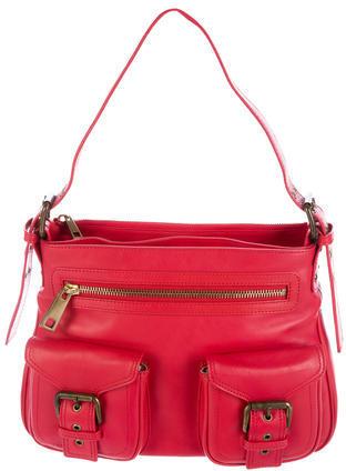 Marc JacobsMarc Jacobs Leather Sofia Shoulder Bag