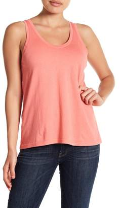 Susina Cinch Back Tank Top (Regular & Petite)