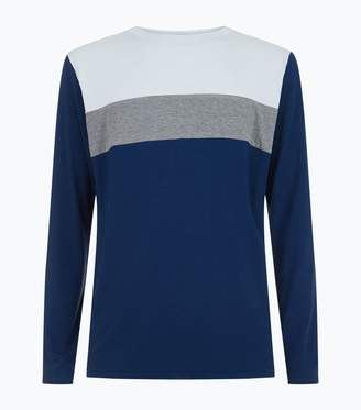 Homebody Colour Block Lounge Top