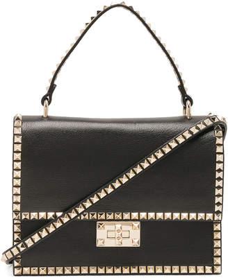 Valentino Rockstud No Limit Top Handle Bag