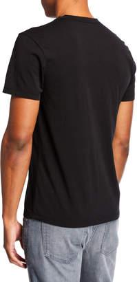 Chaser Men's Let's Do It Print T-Shirt