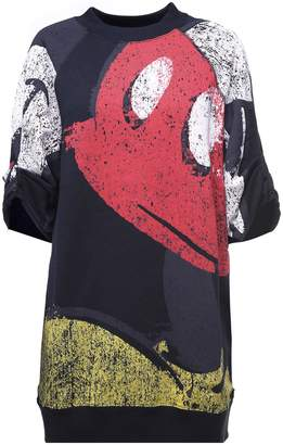 Marc Jacobs Mickey Cotton-fleece Dress X Disney