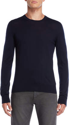 Maison Margiela Navy Pullover Sweater