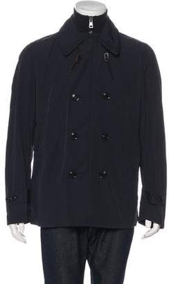 Moncler Gobert Double-Breasted Jacket