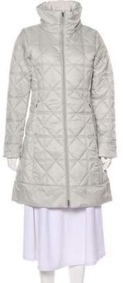 Patagonia Knee-Length Zip-Up Jacket