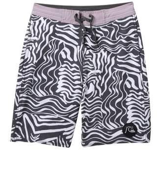 Quiksilver Secret Ingredient Beach Shorts (Big Boys)