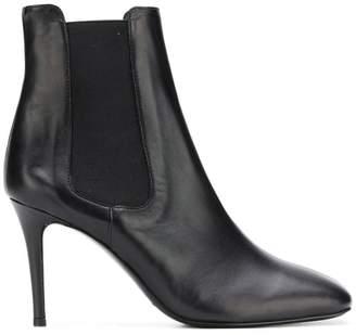 Fabio Rusconi square toe ankle boots