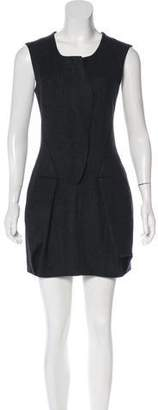 Etoile Isabel Marant Wool Mini Dress