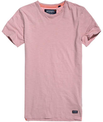 Superdry Dry Originals Long Line T-Shirt