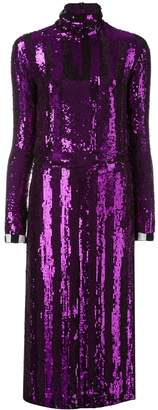 Nina Ricci sequinned dress