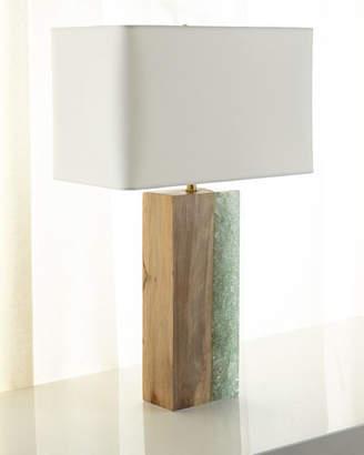 Regina-Andrew Design Regina Andrew Design Venus Birch Wood Table Lamp