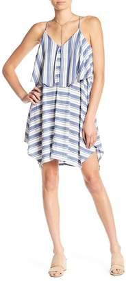William Rast Elizabeth Stripe Popover Dress