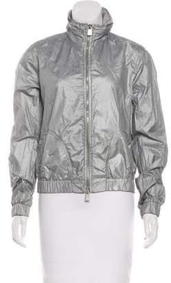 Armani Jeans Metallic Casual Jacket