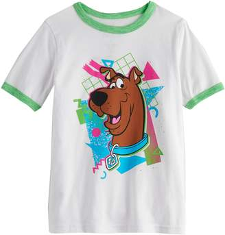 bbd25d9f4 Scooby-Doo Boys 4-7 Jumping Beans 90's Throwback Shirt