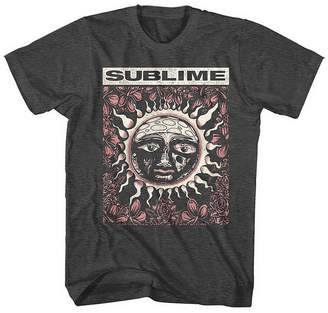 Novelty T-Shirts Sublime Graphic Tee